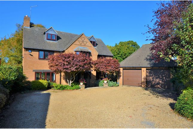Thumbnail Detached house for sale in Broadlands, Pitsford, Northampton