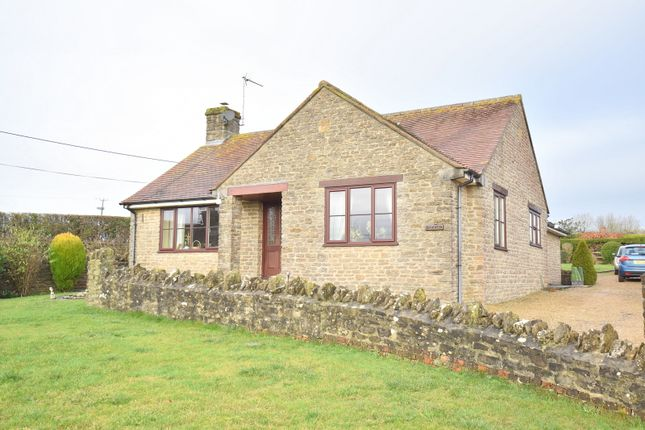 Thumbnail Detached bungalow for sale in South Cheriton, Somerset
