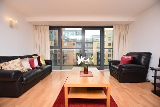 Thumbnail Flat to rent in West One, Fitzwilliam Street, Sheffield