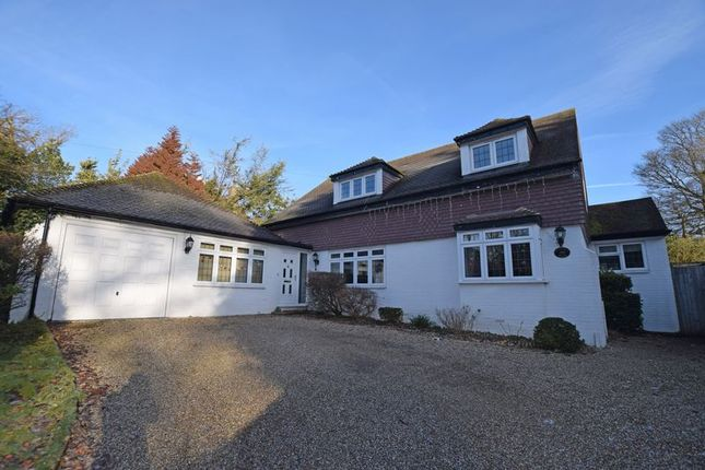Thumbnail Detached house for sale in Fermor Road, Crowborough