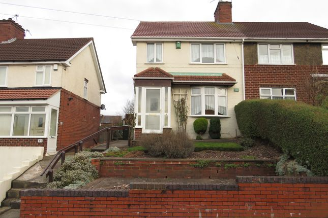 Semi-detached house for sale in Trinder Road, Bearwood, Smethwick