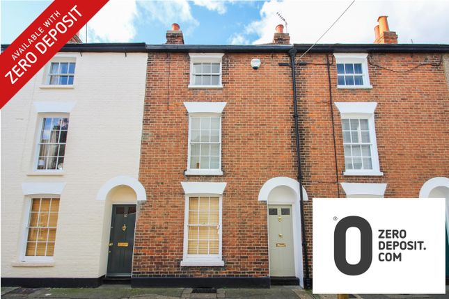 Thumbnail Terraced house to rent in Love Lane, Canterbury