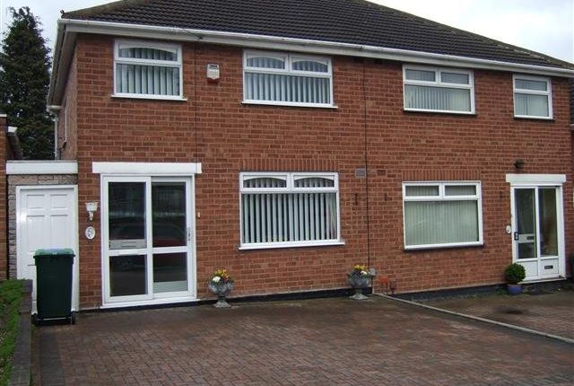 3 bed semi-detached house to rent in Gorse Farm Road, Great Barr, Birmingham B43