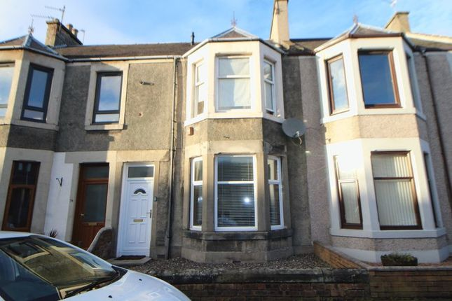 External of Gladstone Street, Leven KY8