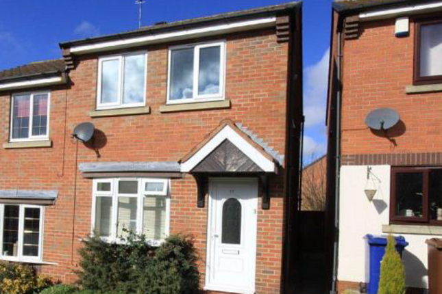 2 bed semi-detached house to rent in Primrose Meadow, Cannock WS11