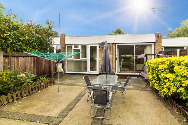 Thumbnail Terraced bungalow for sale in Queen Annes Drive, Westcliff-On-Sea