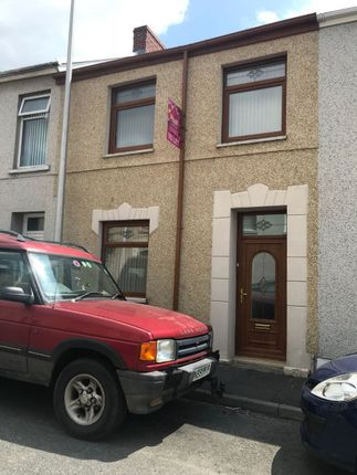 Thumbnail Terraced house to rent in Swansea Road, Llanelli