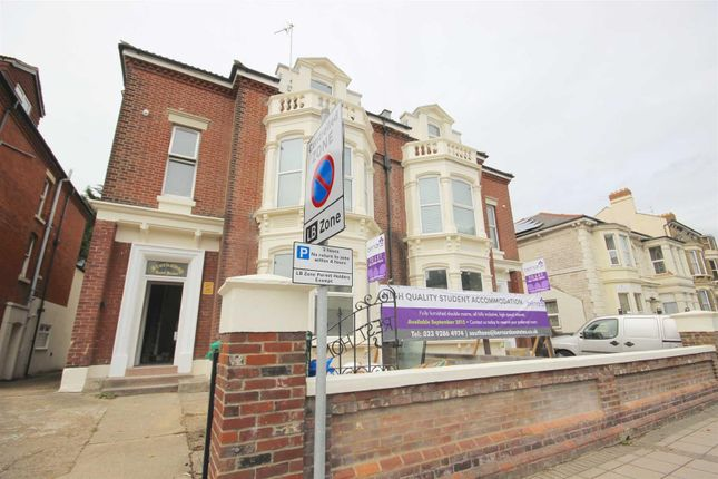 Thumbnail Detached house to rent in Victoria Road North, Southsea