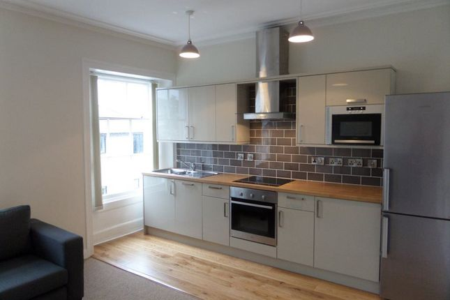 Thumbnail Flat to rent in Bridge Street, Aberystwyth