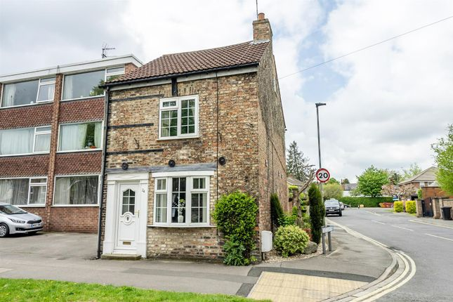 Thumbnail Cottage to rent in 24 Main Street, Fulford, York