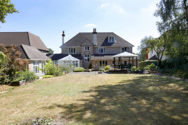 Thumbnail Detached house for sale in Woodcote Grove Road, Coulsdon, Surrey