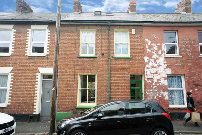 Thumbnail Terraced house for sale in Codrington Street, Exeter
