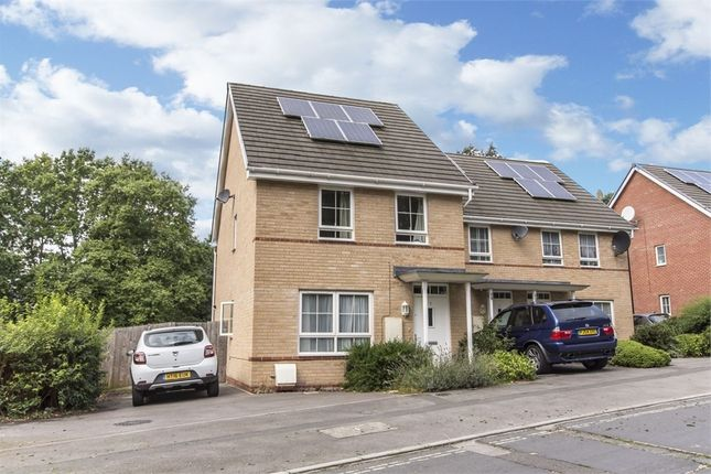 End terrace house for sale in The Terrace, Tatwin Crescent, Southampton, Hampshire