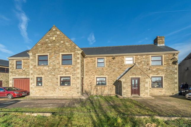 Thumbnail Detached house for sale in The Mount, High Lane, Ridgeway