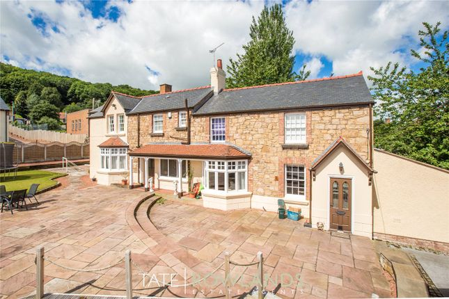4 bed detached house for sale in Brynford Street, Holywell, Flintshire