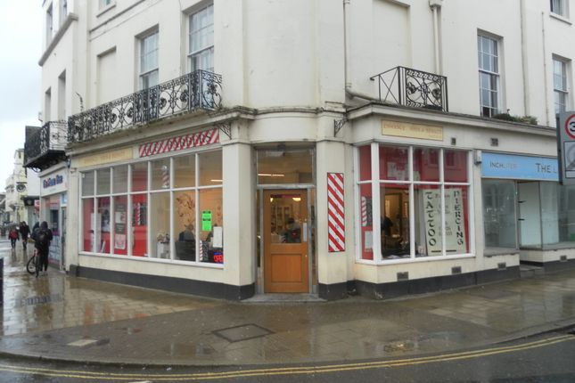 Thumbnail Retail premises for sale in 26-28 Bath Street, Leamington Spa