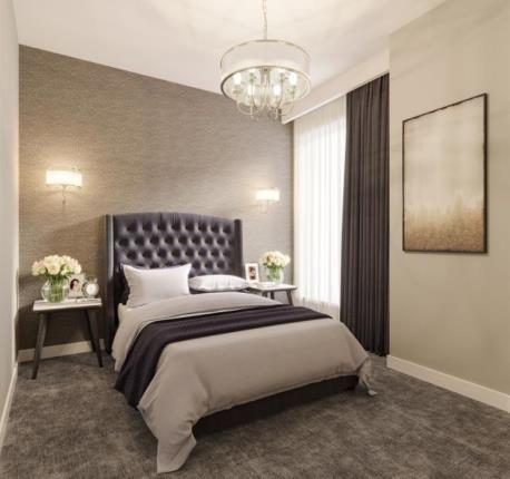 Bedroom of Fitzalan House, Park Road, Gloucester GL1