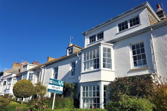 Thumbnail Maisonette to rent in North Parade, Penzance
