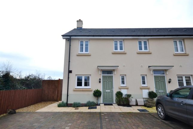 End terrace house for sale in Honeyhill Grove, Lamphey, Pembroke