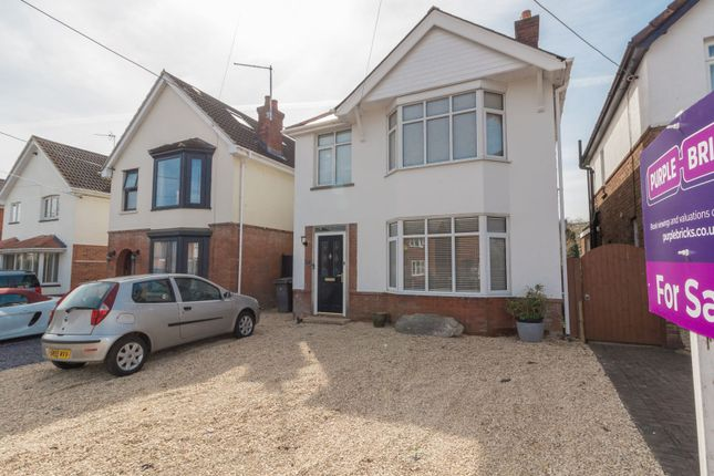 Thumbnail Detached house for sale in Tollgate Road, Andover