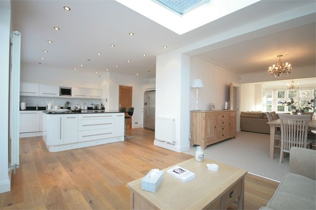 Thumbnail Semi-detached house for sale in Salmon Street, London