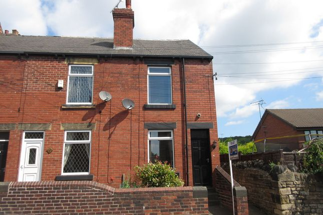 Thumbnail End terrace house to rent in Arundel Road, Chapeltown, Sheffield