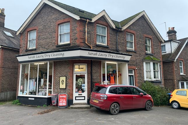 Thumbnail Retail premises for sale in 1 College Road, Haywards Heath