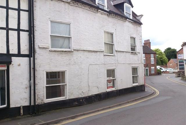 Thumbnail Flat to rent in High Street, Wem