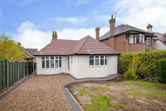 Thumbnail Detached bungalow for sale in Hillside Road, Bramcote, Nottingham
