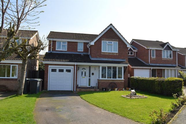 Thumbnail Detached house for sale in Gloucester Close, Sleaford