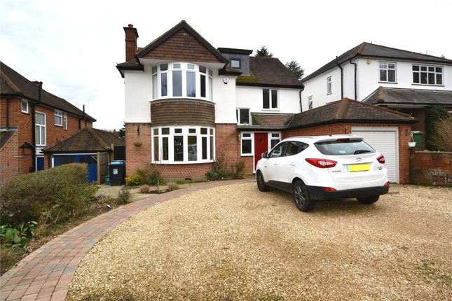 Thumbnail Detached house to rent in Common Lane, Kings Langley