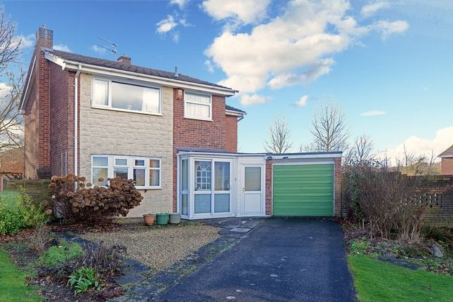 Thumbnail Detached house for sale in Norton Drive, Stirchley, Telford, Shropshire.