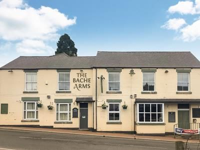 Thumbnail Pub/bar for sale in Bache Arms, High Street, Highley, Bridgnorth