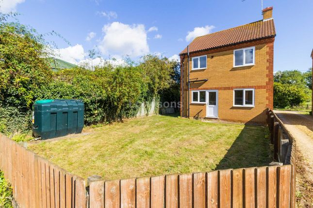 3 bed detached house to rent in Hoggs Drove, Marham PE33