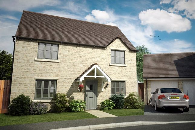 4 bed detached house for sale in Plot 43, The Kemble, Hares Chase, Cricklade, Swindon SN6