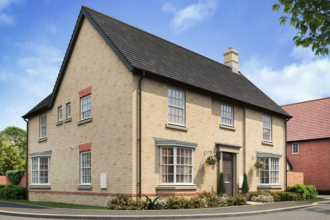 """Thumbnail Detached house for sale in """"Earlswood"""" at Caistor Lane, Poringland, Norwich"""