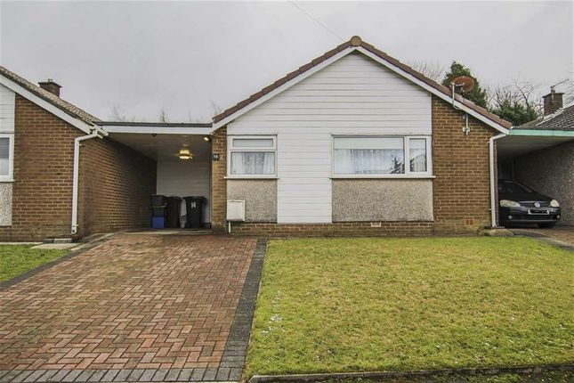 Thumbnail Detached bungalow for sale in Pennine Way, Brierfield, Lancashire
