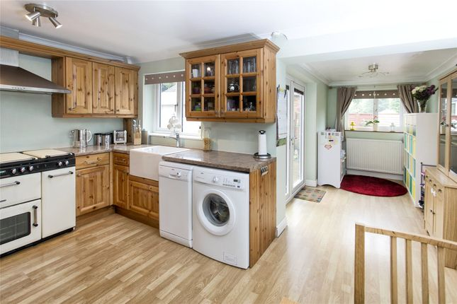 Thumbnail Semi-detached house for sale in Rosedale Close, Upton