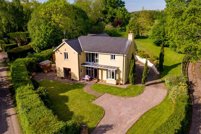 Thumbnail Detached house for sale in Wainfield Lane, Gwehelog, Usk