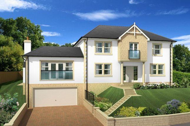 Thumbnail Detached house for sale in Monkswood - Plot 45, Gattonside, Melrose