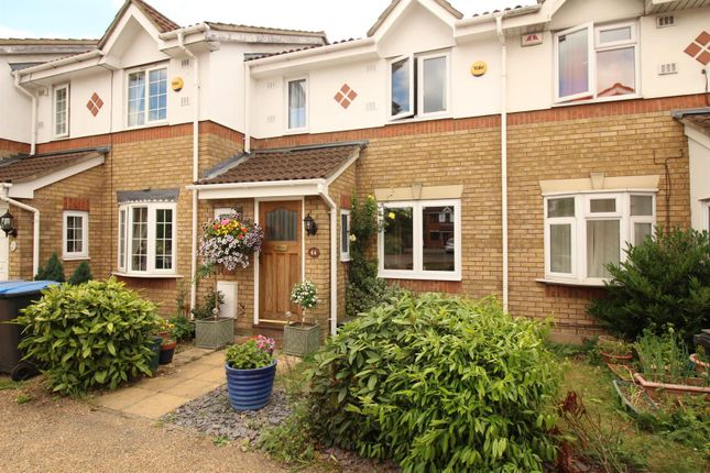 Thumbnail Terraced house for sale in Pytt Field, Harlow