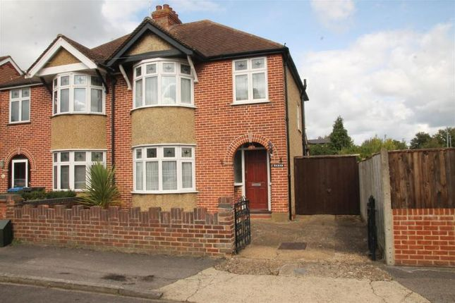 Thumbnail Semi-detached house for sale in Haslemere Road, Windsor