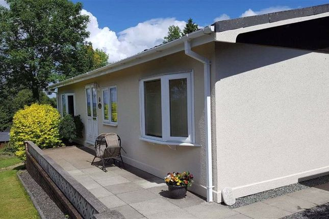Outside of 7, Cedar Court, Valley View Holiday Park, Welshpool, Powys SY21
