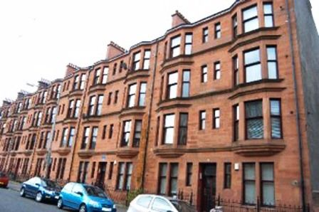 Thumbnail 1 bed flat to rent in 16 Appin Road, Dennistoun, Glasgow