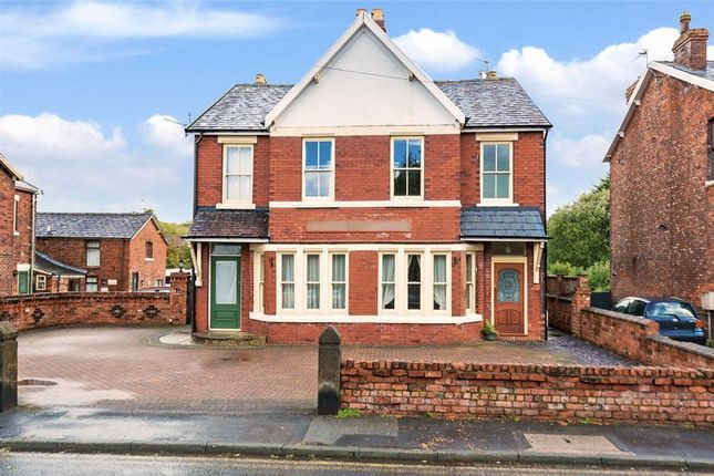 Thumbnail Detached house for sale in Station Road, Parbold, Wigan