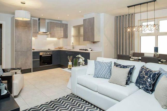 "Thumbnail Flat for sale in ""The Raeburn - Millieu House - Second Floor"" at Hobson Avenue, Trumpington, Cambridge"