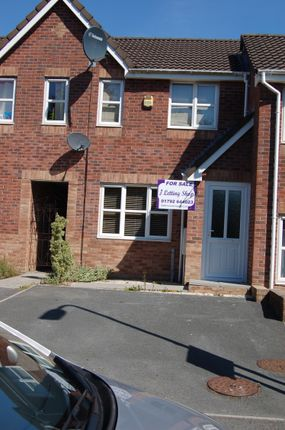 Thumbnail Terraced house to rent in Lon Enfys, Llansamlet, Swansea