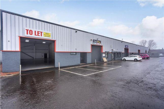 Thumbnail Light industrial to let in Unit 2A Industrial Estate, Queen Anne Drive, Newbridge, Edinburgh