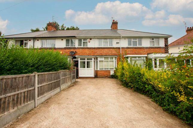 Thumbnail Terraced house for sale in Hilldrop Grove, Birmingham