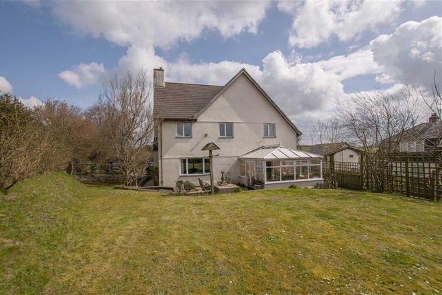 Thumbnail Detached house for sale in Bridgerule, Holsworthy, Devon